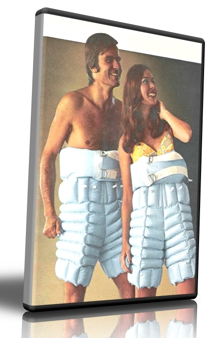 inflatable Bukkake Trousers